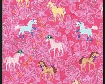 Michael Miller pretty pony fabric