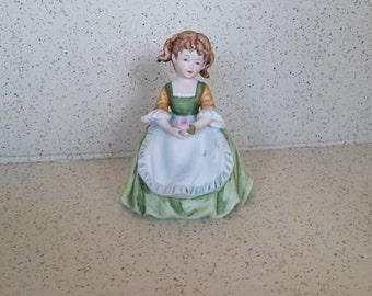 Lefton Girl Figurine
