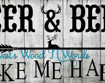 Deer & Beer