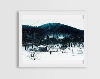 snowy mountains, landscape photos, surreal photography, canvas photo prints, mountain photos, mountain scenery photos, wall art decor