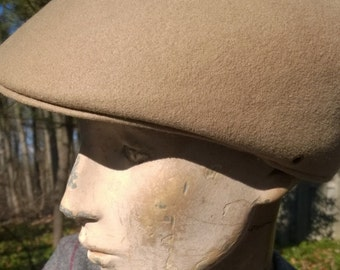 Hat NewsBoy Cap