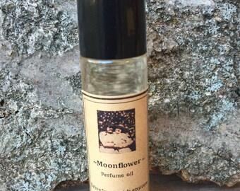 Moonflower Roll-on Perfume Oil