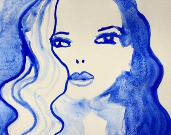 Blue Single