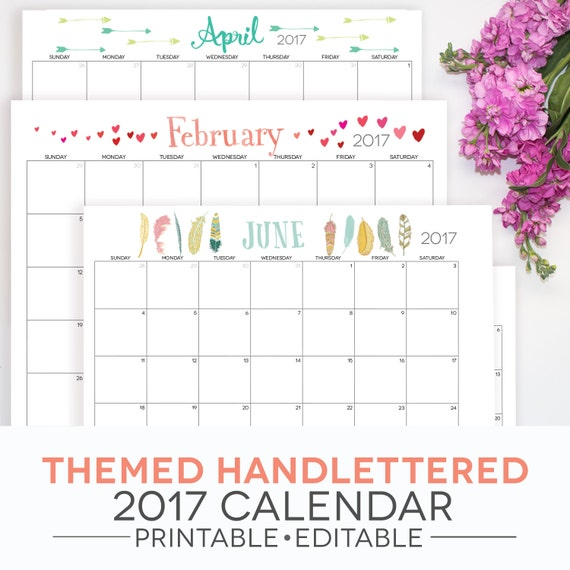 fillable calendar may 2018