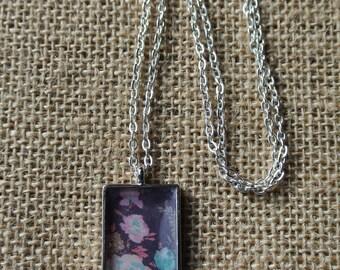 Cool Hue Pendant Necklace