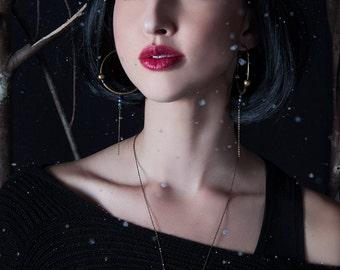 Zara  Earrings loop earring