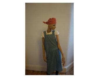 Artist Smock Dress