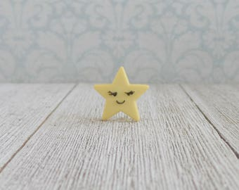 Wish Upon A Star - Star - Motivational - Inspirational - Lapel Pin