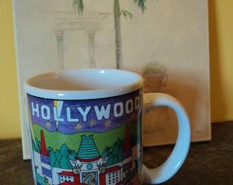 Hollywood Mug, Hollywood CA Mug,  California Walk of Fame
