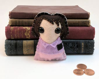 LDS Sister Missionary plushie