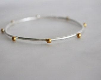twig inspired bracelet, sterling silver bracelet, modern bracelet, every day bangle,bridesmaid thin bangle, minimalistic bangle