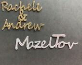 Custom Wedding Confetti