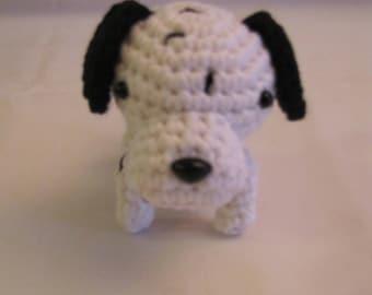 DALMATIAN - Crochet Amigurumi - Crochet Dog, Crochet Puppy