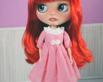 Dress for Blythe, Icy, pullip or the like