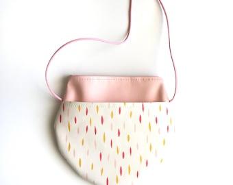 Toddler Purse - Toddler Bag - Kids Purse - Baby Purse - Little Girl Purse - Little Girl Bag Cross body Coin Purse Kids Bag - Toddler Pouch
