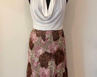 Elegant Tango Skirt | Handmade Tango Clothes | Milonga Outfits