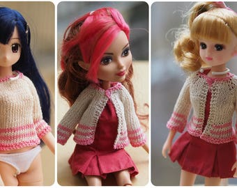 Knitting Patterns For Monster High Dolls : Monster high doll clothes Etsy