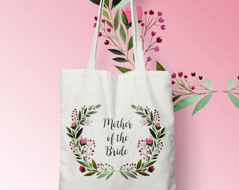 W112Y tote bag Mother of the bride, custom tote bag, tote bag, changing bag, tote bag, wedding, wedding bag, shopping bag, cotton bag