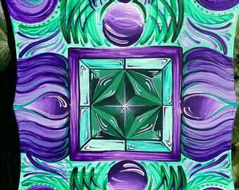 Lilac Forest Dream Board