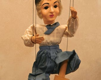 DUTCH BOY MARIONETTE by Hazelle's Marionettes