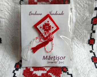Mărțișor martisor chicago shipping USA Canada