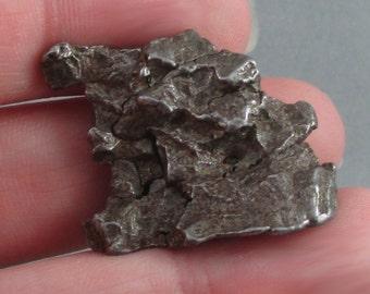 Large Campo Del Cielo Meteorite - Outer Space, Star Crystal, Healing Crystals & Stones, Unique Meteorite, Extraterrestrial Space Rock K178-4