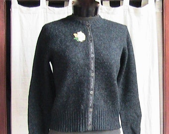 Small RALPH LAUREN POLO Sweater with Flower