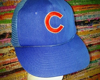 Chicago Cubs Cap, Chicago Cubs Hat, Chicago Cubs Baseball