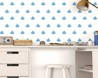 Poop Wall decor