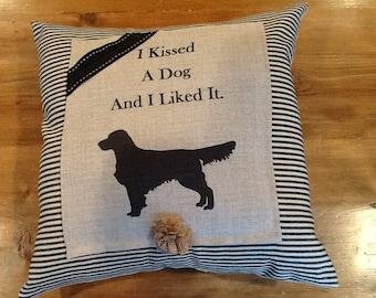 I Kissed A Dog....