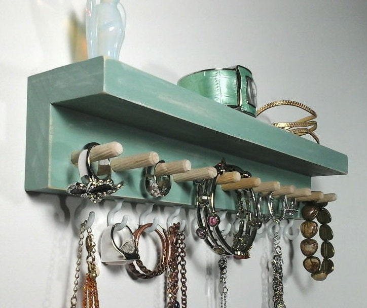 Necklace Holder Wall Jewelry Organizer Necklace Hanger