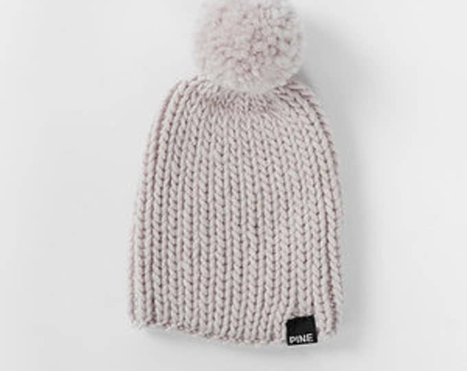 Super Thick Merino Wool Beanie