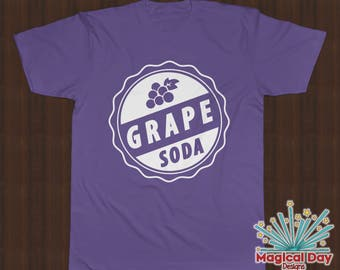 Disney Shirts - Grape Soda