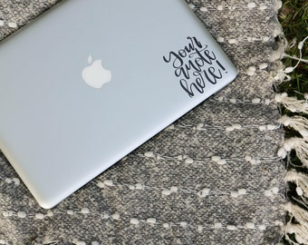 Custom Laptop Decal Custom Laptop Sticker Custom Vinyl Sticker Custom Vinyl Decal