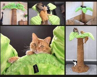 Cat Tree - Caribbean Palm