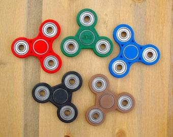 SALE: Multi-Design Steel Bearing Triangle Fidget Spinners - EDC