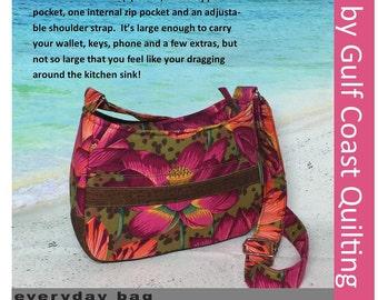 Everyday Bag PDF Pattern