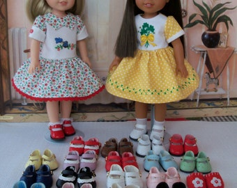 Wellie Wisher®  Shoes Plain or Fancy/  Accessories for American Girl Wellie Wishers®