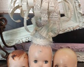 Doll Head Collection