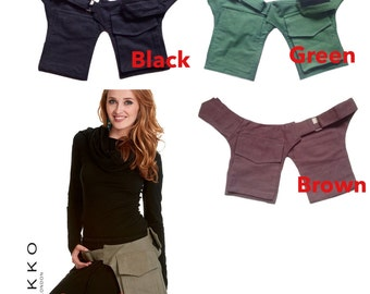 UTILITY BELT - ASSORTED colours, fanny pack, Pocket belt, Festival belt, canvas pocket belt, Cnmba