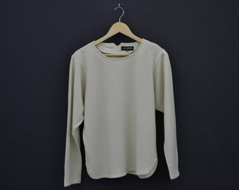 Lancel Sweater Vintage Lancel Paris Wool Pullover Womens Size S/M