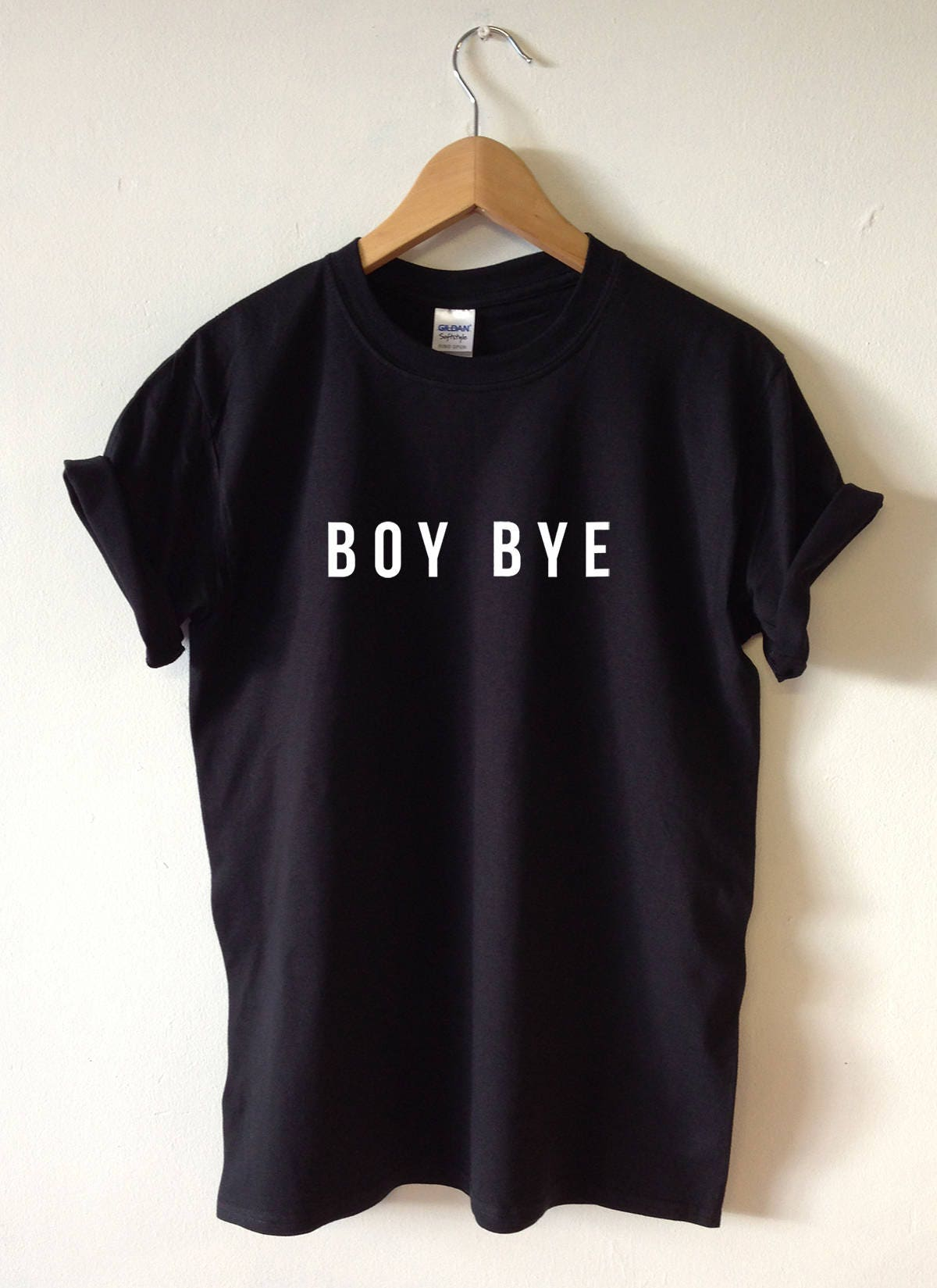 Design your own t-shirt calgary - Boy Bye T Shirt Tee Shirt Top Lemonade Ashes To Ashes High Quality Screen Print Super Soft Unisex Worldwide Ship Hipster Brand New