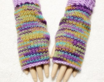 One Only Fashion Fingerless Gloves