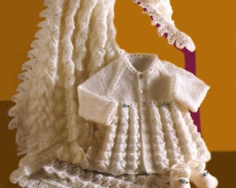 baby coat pattern baby shawl pattern birth gift pattern baby pattern baby shoes pattern baby booties pattern baby sweater pattern