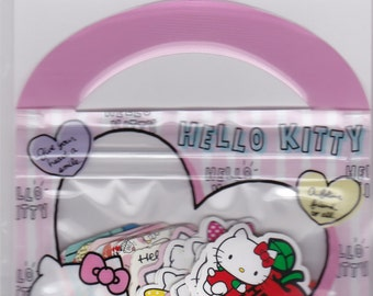 Sanrio Orginal Hello Kitty Stickers Flakes Pack 40 pieces (957933) Buy other items together for BETTER price.