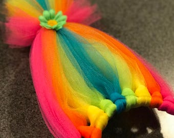 Trolls -  Rainbow Troll Hair Headband