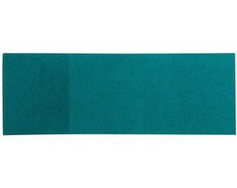 25 Self Adhesive  Teal Napkin Bands/Napkin Bands/Self Adhesive Napkin Bands/Cutlery Band/Teal Napkin Band