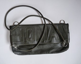 SONIA RYKIEL - WOMAN model bag - vintage