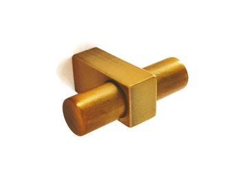 CLEARANCE Brass Admiralty Knobs