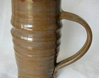 Large Ceramic Stoneware Mugs